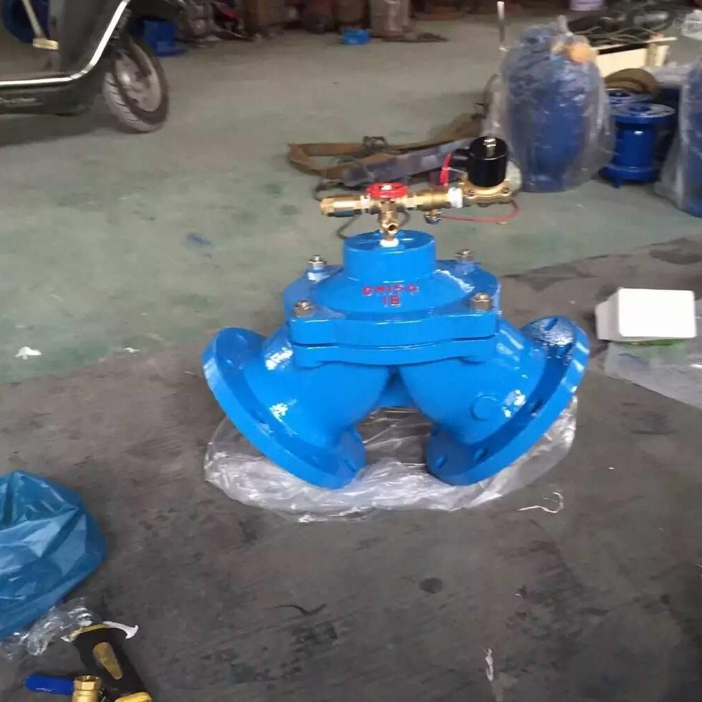角式隔膜排泥阀100S