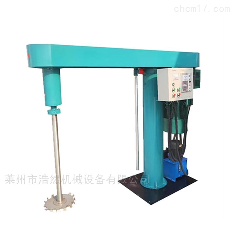防水涂料生产设备 高速分散机