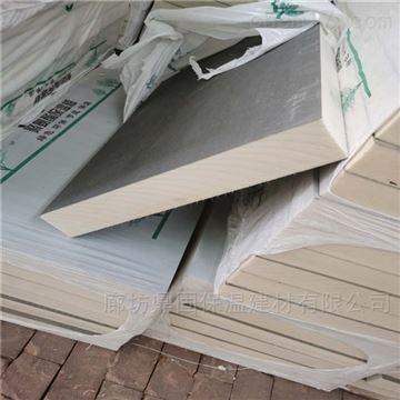 1200*600销售B1级聚氨酯保温板密度50公斤价格