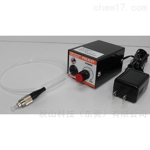 日本择木工房ccsawaki小型光纤输出LED光源