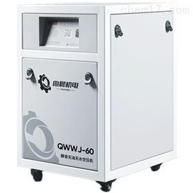 QWWJ-60气相专用气源QWWJ无油无水静音空气压缩机厂