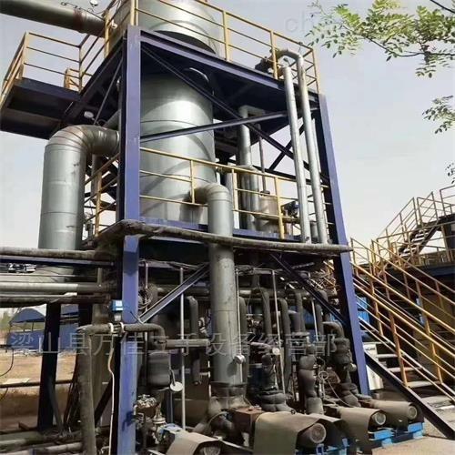 工厂闲置MVR钛材蒸发器减价处理