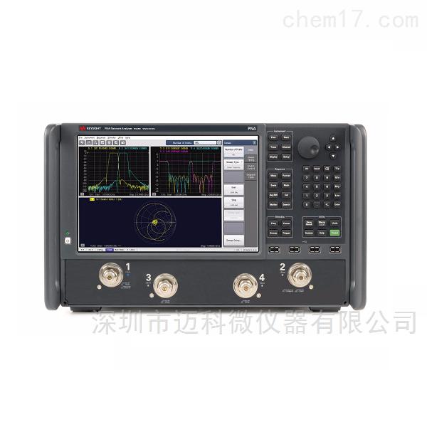 网络分析仪N5221B维修