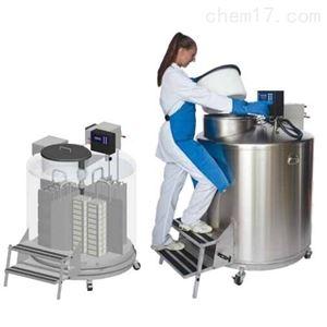 MVE高效气相液氮罐819P-190