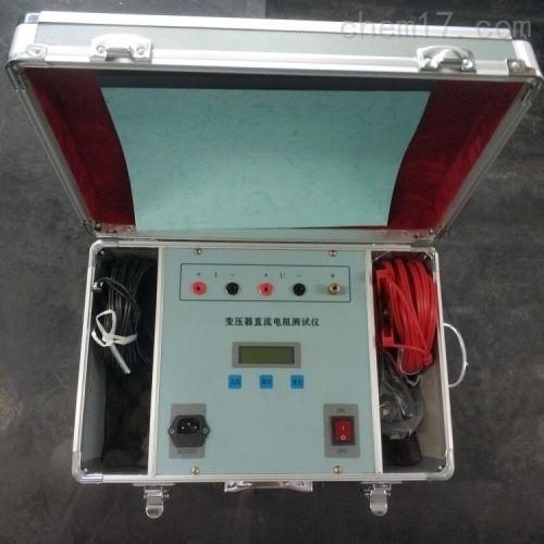 LX3110变压器直流电阻测试仪