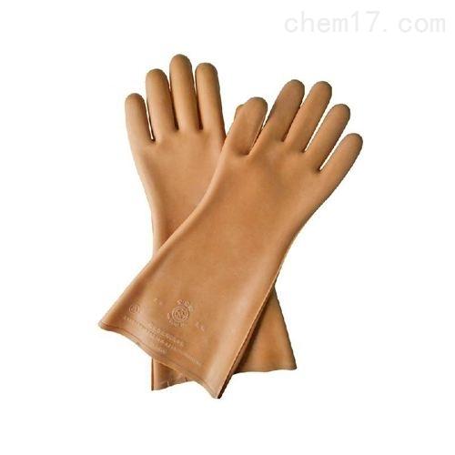 电工橡胶带电作业防护手套