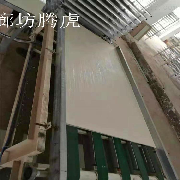 高品质玻镁保温板设备规格齐全