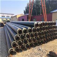 城镇供暖聚氨酯地埋式蒸汽保温管生产加工
