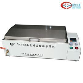 SHJ-A8八孔電熱恒溫磁力攪拌水浴鍋