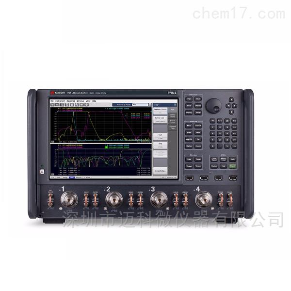 网络分析仪N5234B维修