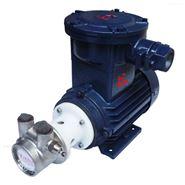 防爆磁力减震低噪音增压式旋转叶片泵