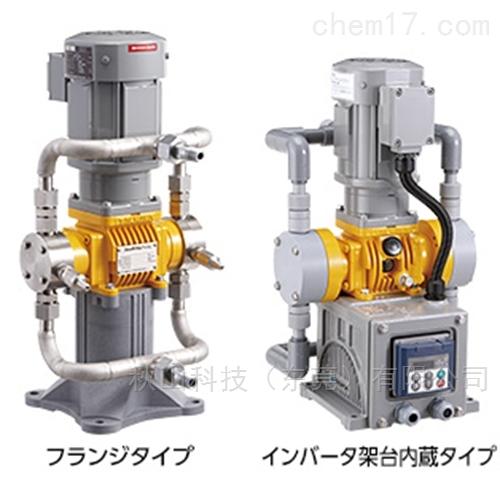 日本meitou名东化工平稳流量泵BPL系列