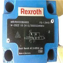 Rexroth力士乐库存4WEH16E72/6EW230N9ES2K4/B10