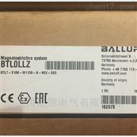 BTL7-E501-M0150-P-S32BTL系列BALLUFF巴鲁夫传感器