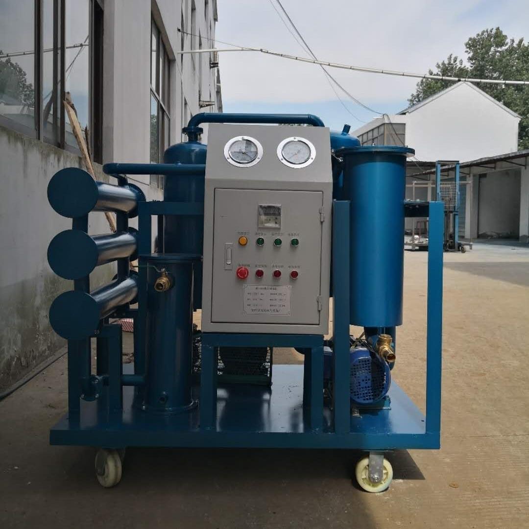 专业制造真空滤油机