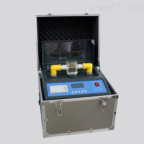 绝缘油介电强度测试仪智能型