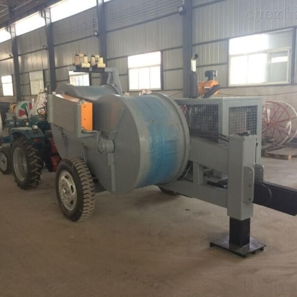 大型张力机承装三级设备