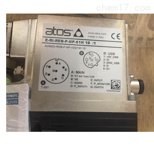 常备意大利ATOS阿托斯伺服放大器