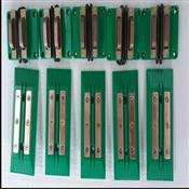 600A单极AGV充电刷 AGV电刷 AGV刷块刷板