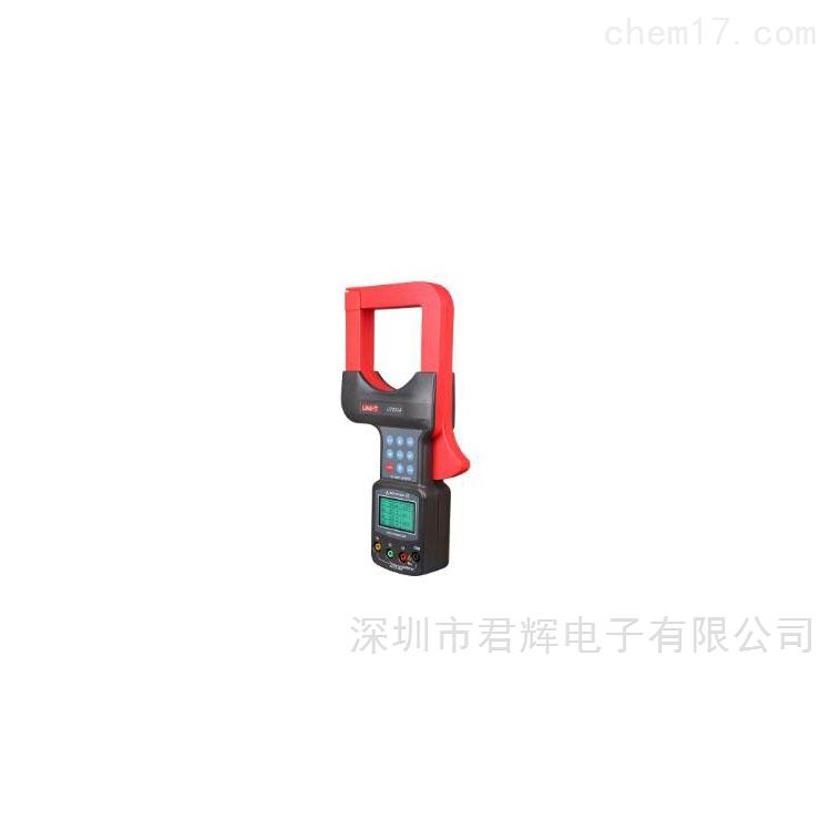 UT253 大口径钳形漏电流表