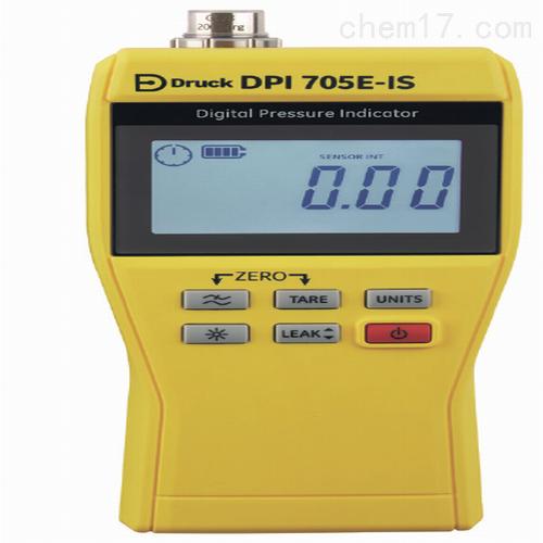 德鲁克DPI 705E-IS压力指示仪