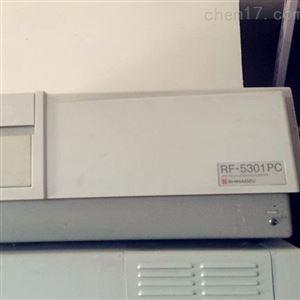 二手岛津荧光分光光谱仪 RF-5301PC
