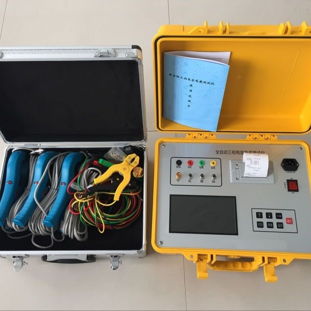 久益电容电感测试仪