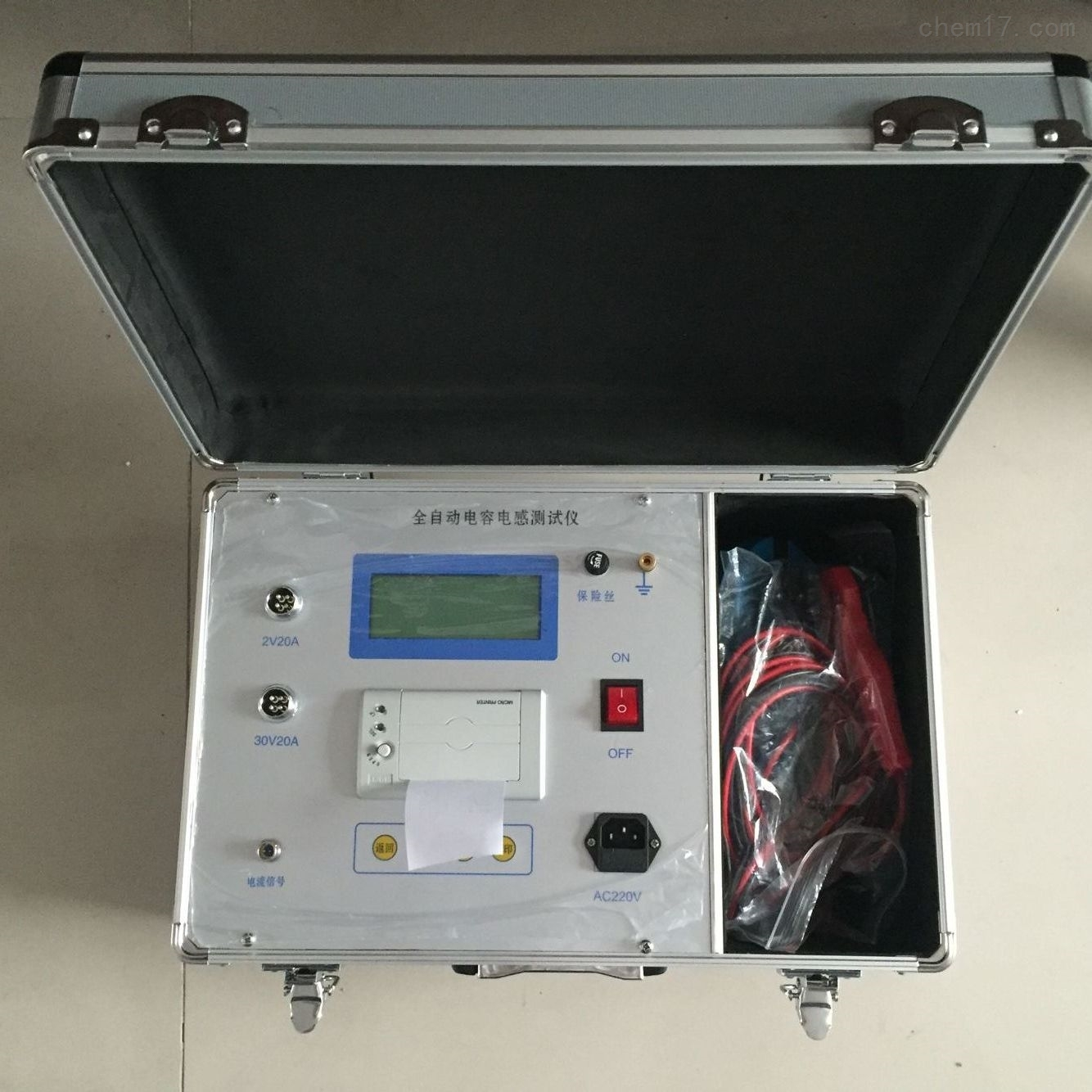 电容电感测试仪高精度