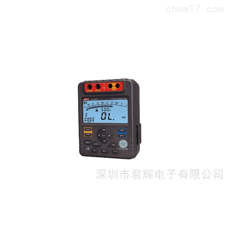 UT510 绝缘电阻测试仪