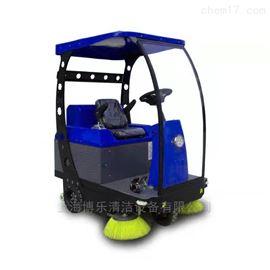 湖南物業也電動駕駛式掃地車價格