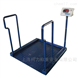 医用轮椅秤,200kg透析中心轮椅电子秤