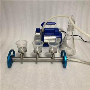 薄膜过滤器滤检测操作步骤