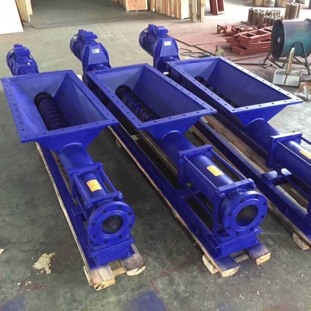 料斗螺杆泵