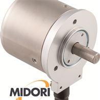 CE36M系列日本绿测器MIDORI磁旋转编码器