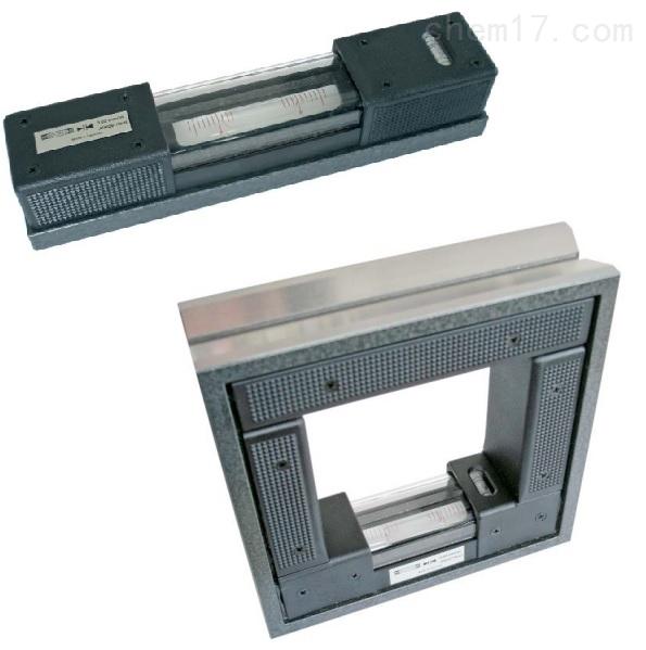 德国 ROCKLE 框式水平仪 0.1mm/m 精度