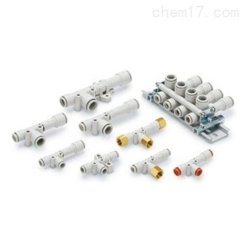 产品解说:SMC真空发生器 直接配管型