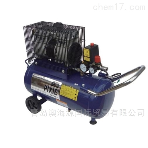 FX7601静音型无油空气压缩机日本进口