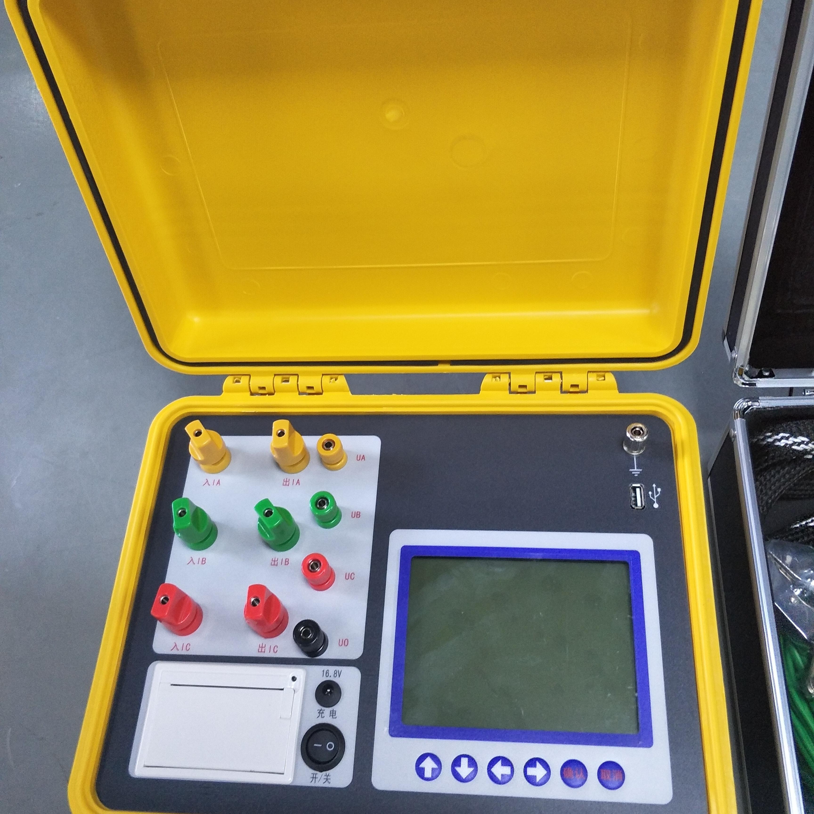 变压器容量特性测试仪测量