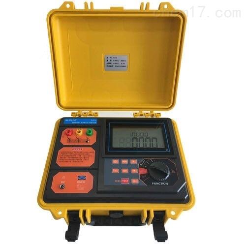 接地电阻检测仪高性能