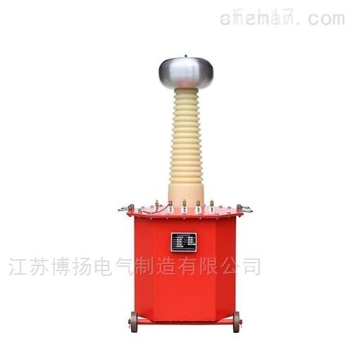 新品干式试验变压器保质保量
