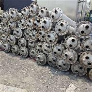 LN-120高价回收二手冷凝器 专业拆除冷凝设备
