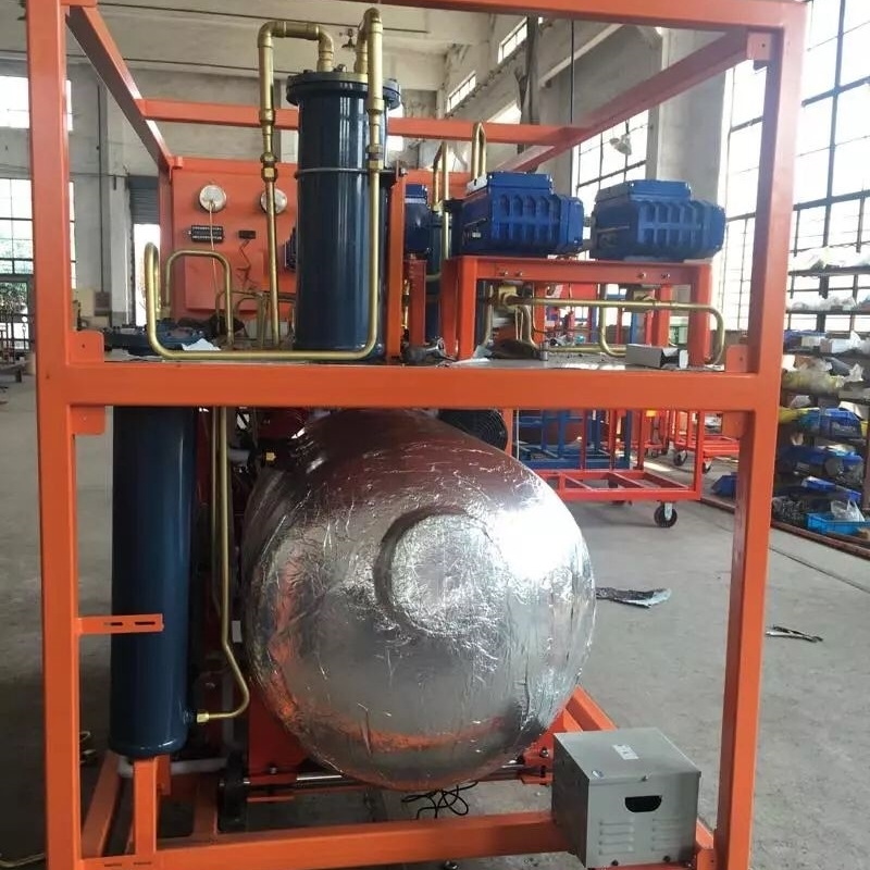 SF6气体回收装置结构