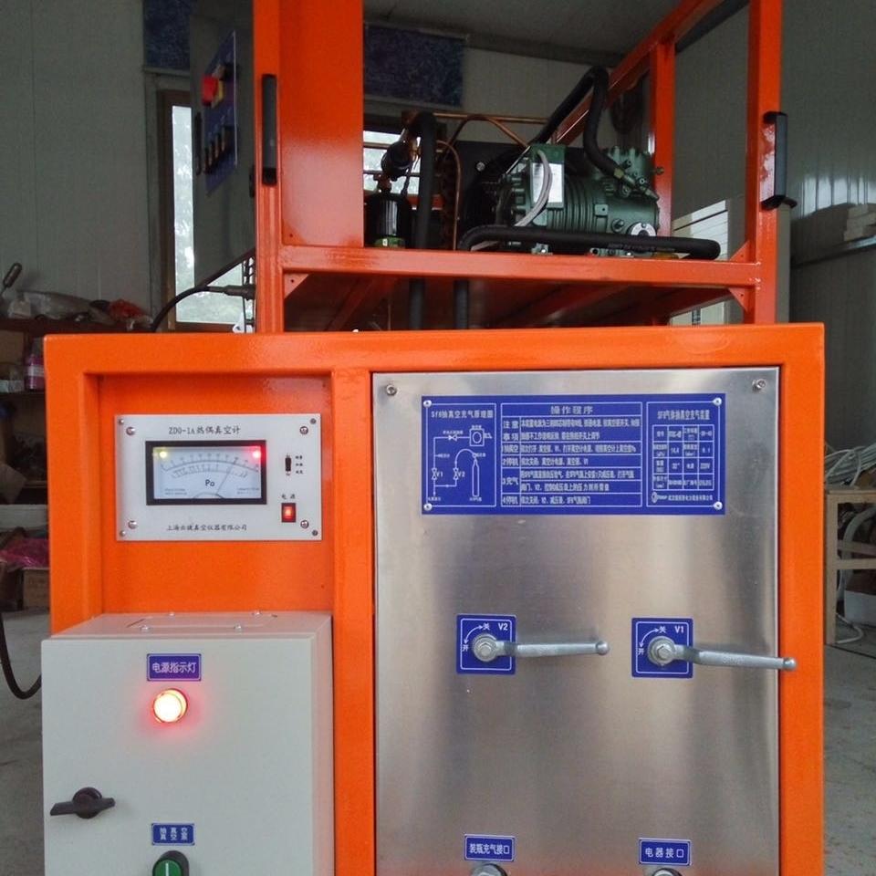 正品保障SF6气体回收装置