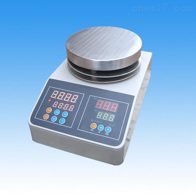 凯航数显磁力加热搅拌器