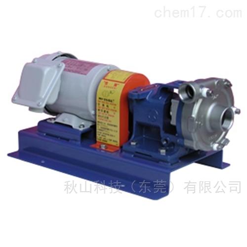 日本malhaty联轴器直连型小型不锈钢旋流泵