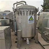 回收二手盘式硅藻土过滤器