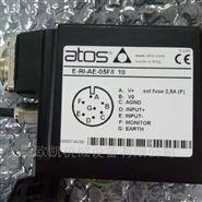 ATOS放大器E-RI-AE-05F/I意大利阿托斯上海