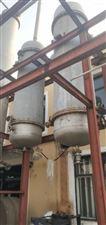 100二手列管冷凝器