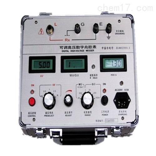 智能型高压绝缘电阻测试仪做工精良
