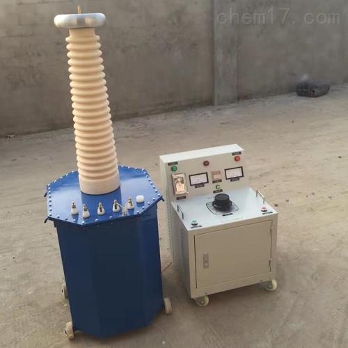油浸式试验变压器厂家供应